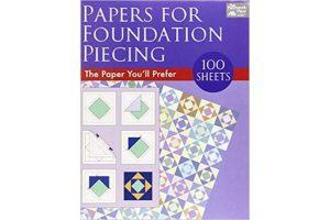 Papel para paper piecing