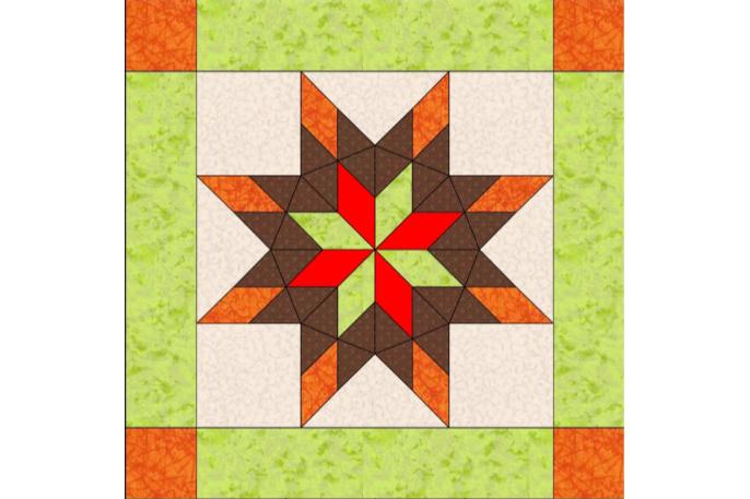 lone star patchwork