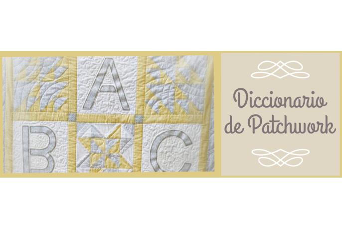 Glosario de patchwork