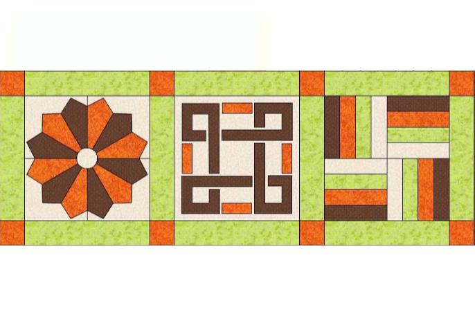 Unión de marcos patchwork