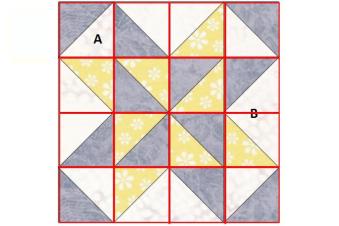 Cómo crear plantillas y patrones de patchwork