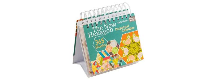 Calendario Patchwork Perpetuo Sobremesa